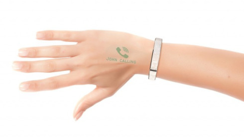 Ritot Smartwatch Concept Projects Information on Your Hand, Will Actually Get Made (Video)