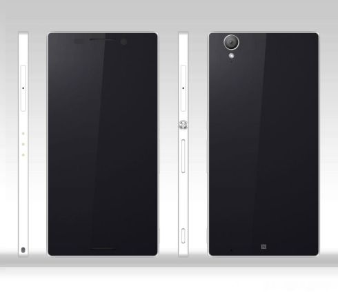 Sony Xperia X Rendered by uva7 Dance; Bonus: Theres also a Sony X Watch!