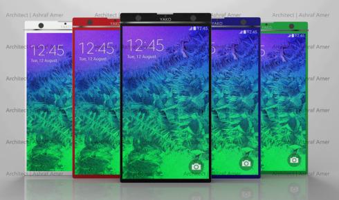 Yako Modular Smartphone Feels Like an Improved Galaxy Note (Video)