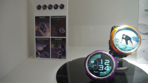 Kyocera Duo Smartwatch Concept Unveiled at CEATEC 2014 ...