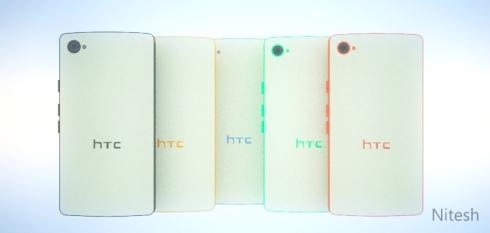 HTC Desire 830 Already Envisioned by Nitesh Reddy