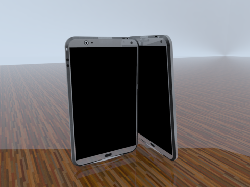 Samsung Galaxy S6 Rendered by Omer Pala, Features Sonic Master Audio and Fully Metallic Body
