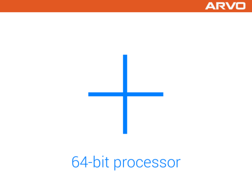 Ancel Lim Teases New Arvo Handsets With Huge Resolution, 64 Bit CPU