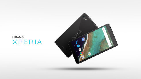 Sony Xperia Nexus Has a 64 Bit Processor, Quad HD Screen
