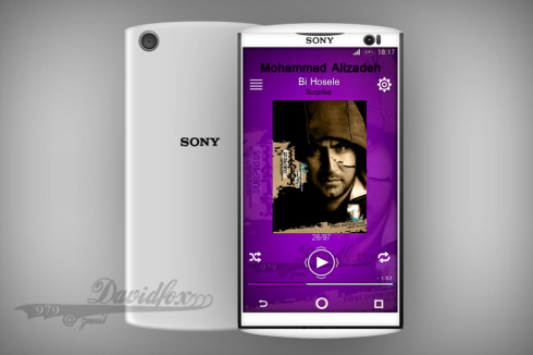 Sony S Watch Concept Rendered Together With Two New Midrange Sony Handsets