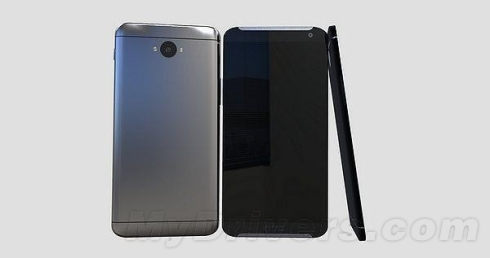 HTC M9 Flagship Gets Leaked in What Appears to be a Render