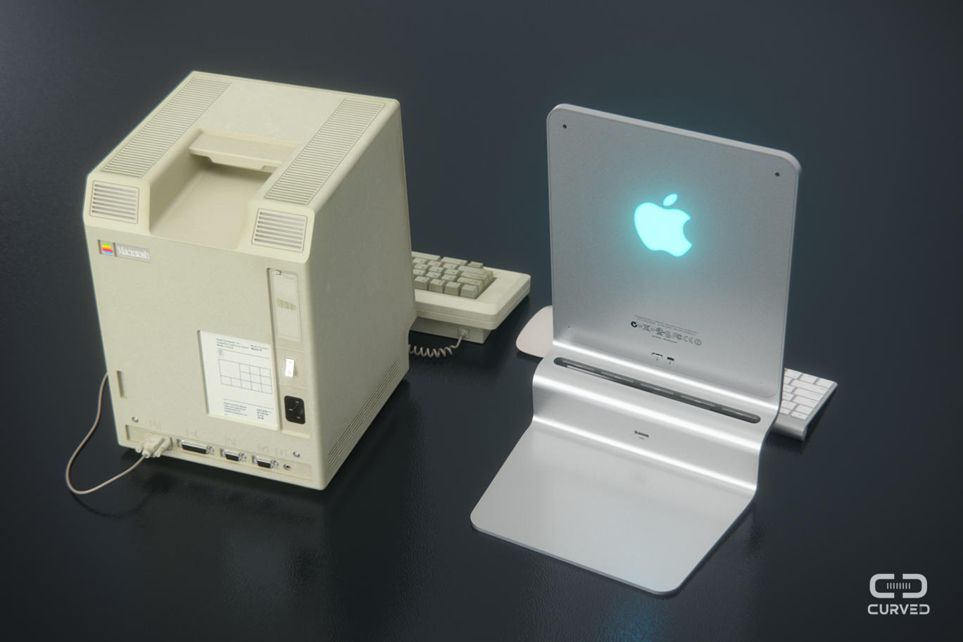 Back To The Roots Of The First Macintosh With A Fresh
