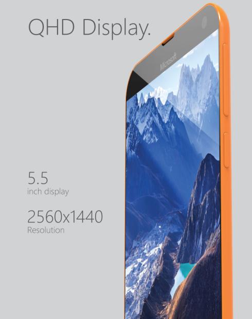 Microsoft Lumia 935 concept 6