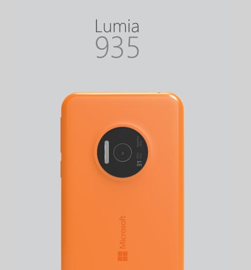 Microsoft Lumia 935 concept 7