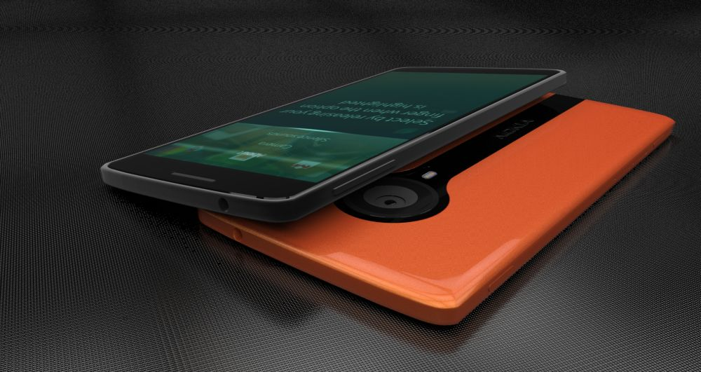 Nokia J and A Renders Make Us think of New Nokia, Jolla and Sailfish