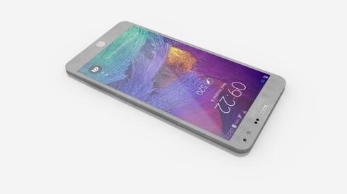 Samsung Galaxy Note 5 concept tim hausladen 1