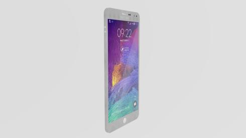 Samsung Galaxy Note 5 concept tim hausladen 3
