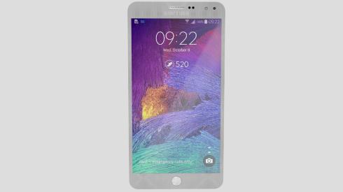 Samsung Galaxy Note 5 concept tim hausladen 5