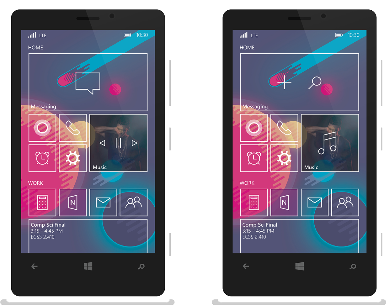 Windows 10 for mobile is here in a wonderful concept for Windows phone