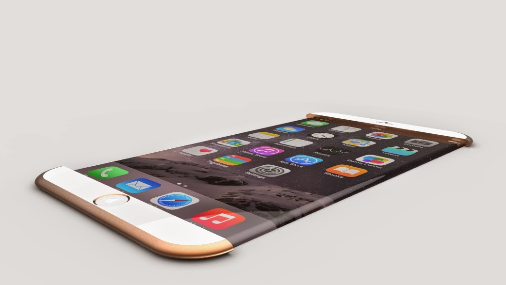Iphone Futuristic Concept Rendered By Hass T Concept Phones