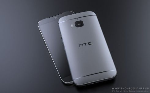 HTC Hima Reconstructed Based on Leaks; Heres a Series of Renders by Jonas Daehnert!