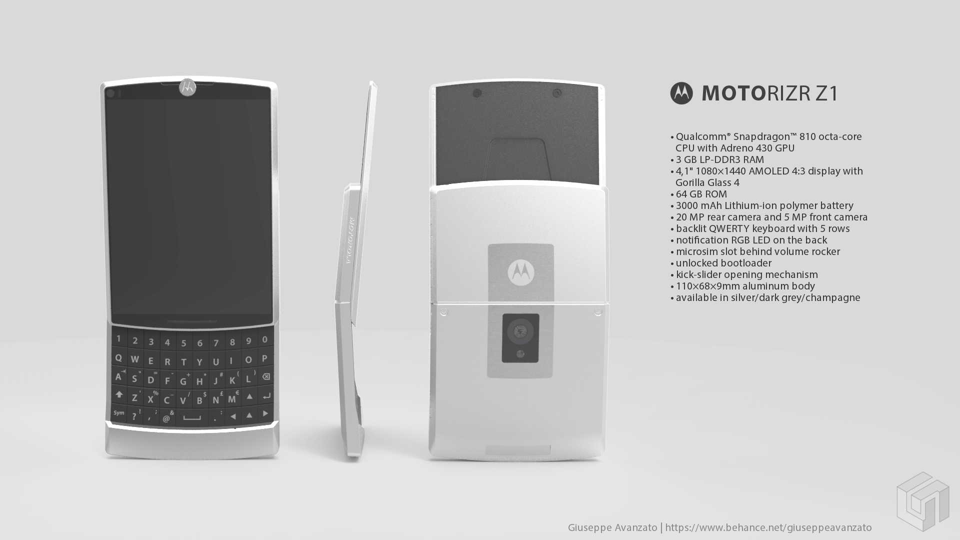 Motorola Motorizr Z1 Is A Blast From The Past And A Blast