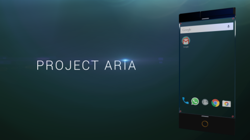 Project Aria Concept is so Much More Than Project Ara: Super Capacitors, Holograms and Transparency (Video)
