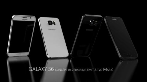 I am #SamsungGalaxys6: An Ivo Maric and Jermaine Smit Creation (Video)