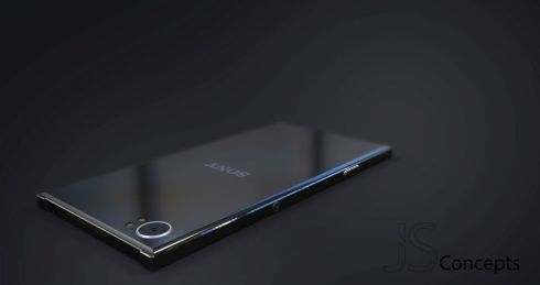 Sony Xperia PlayStation concept 1