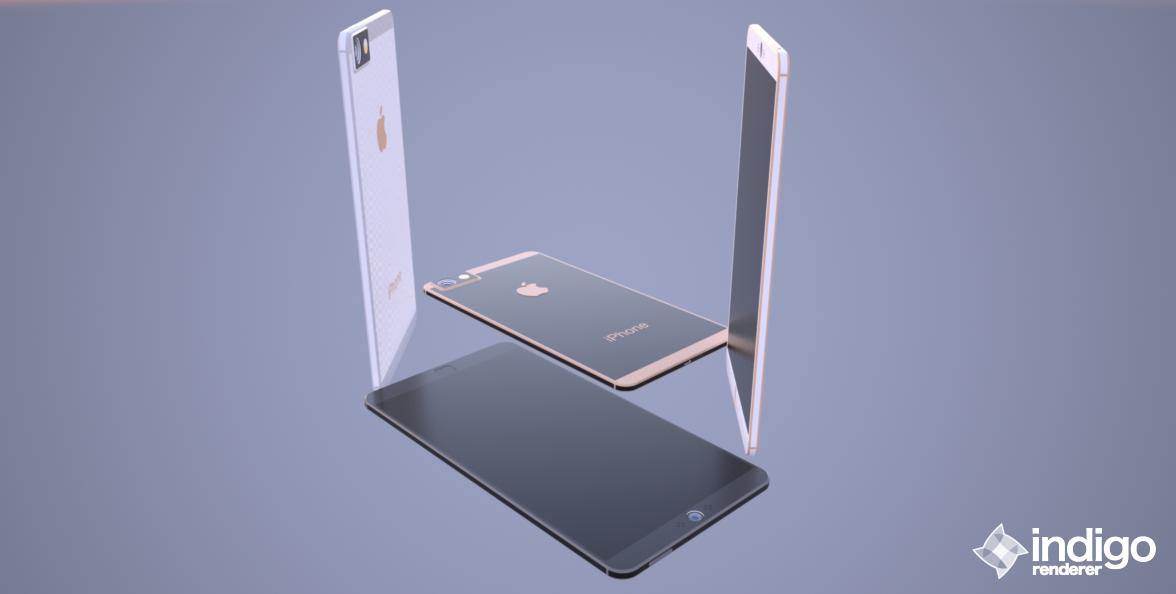 iPhone 7 Render...