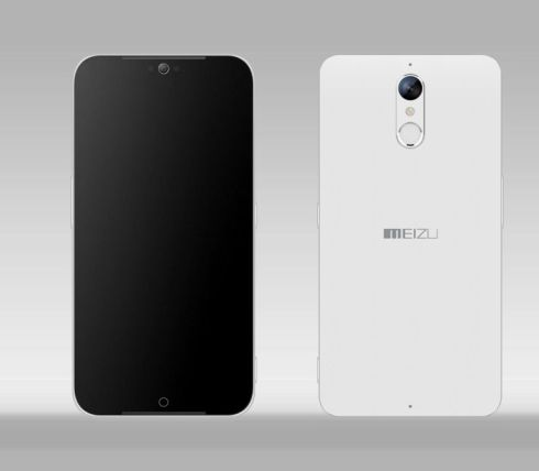 Meizu MX5 Rendered by uva7 Dance, Complete With Specs