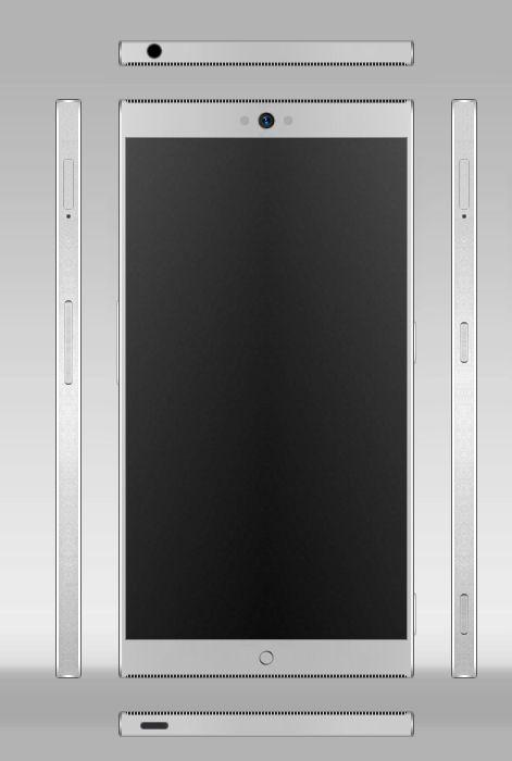 Meizu MX6 concept 1