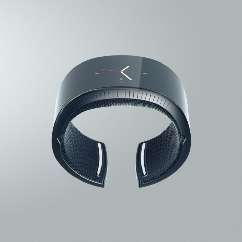 Neptune Suite Concept Features a Watch That Acts as the Core Hub for a Tablet and Phone