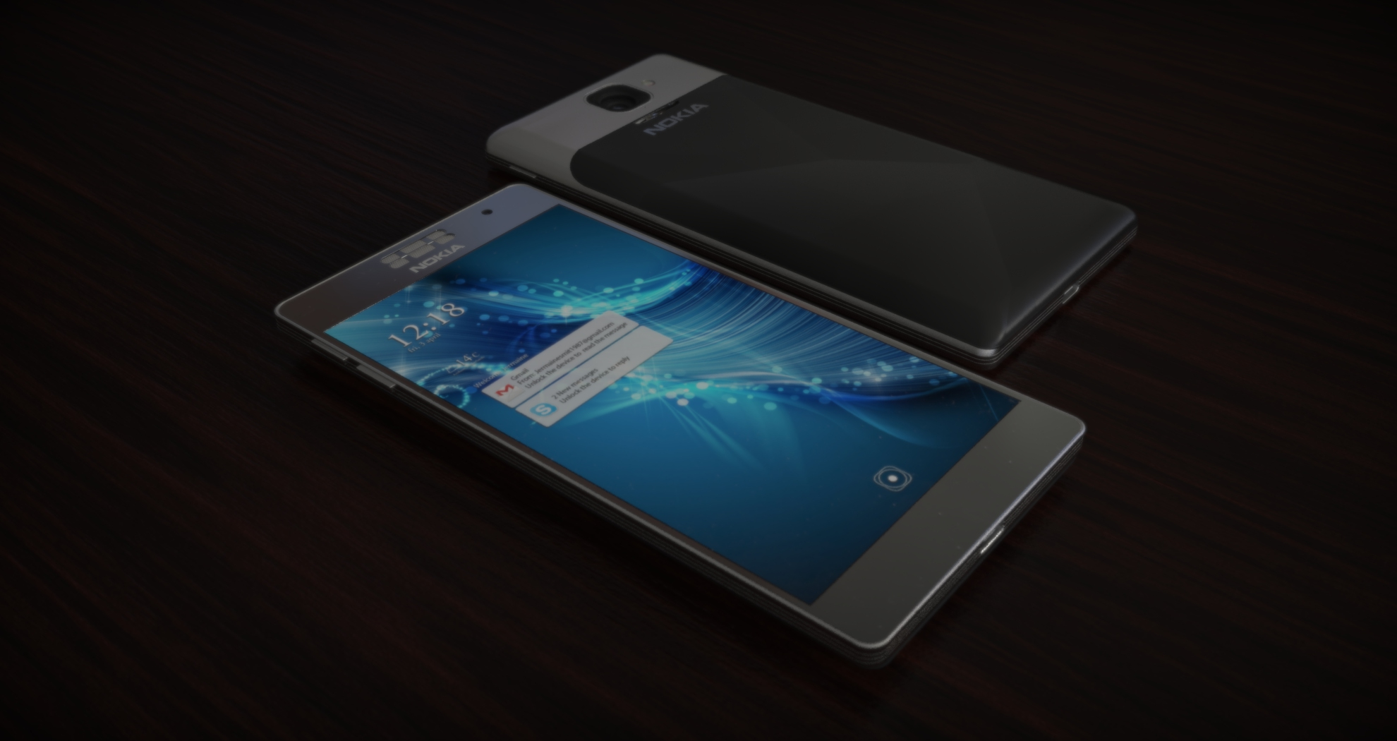 Nokia 1100 Is Back Courtesy Of A Fresh Jermaine Smit Render Video 2016 Concept 10