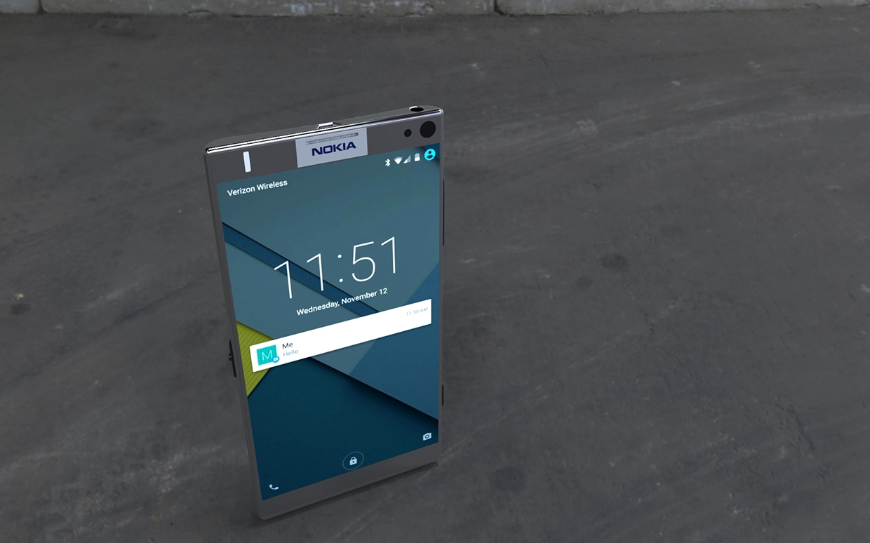 Nokia Android Phone Concept