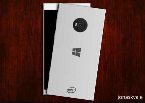 Shine Windows Phone 10 concept 4
