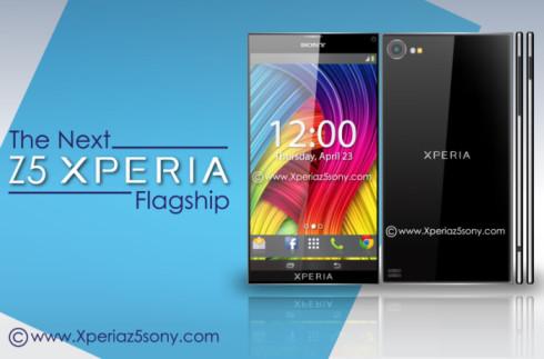 Sony Xperia Z5 concept 4