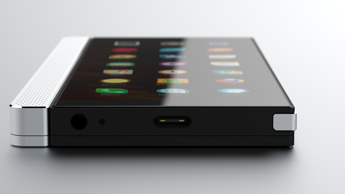 Kamal Gadget Consult: Orthus is a Dual Screen Smartphone ...