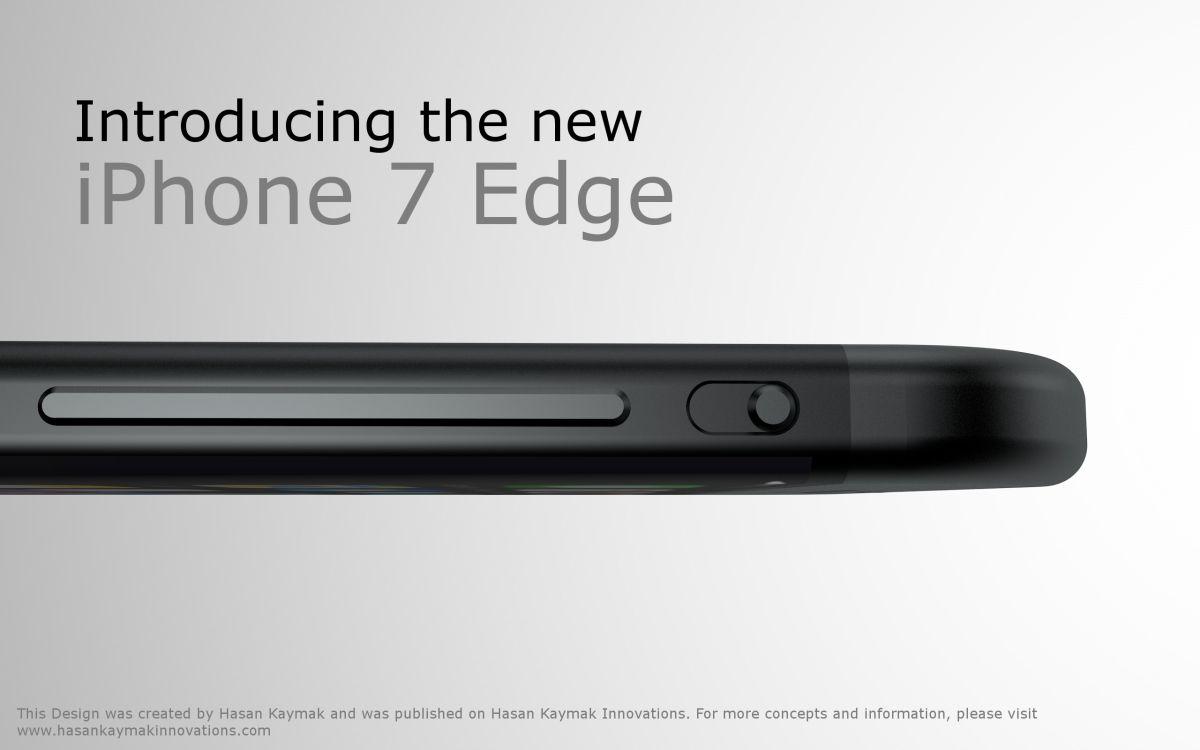 iPhone 7 Edge concept Hasan Kaymak 1