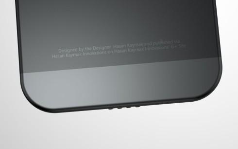 iPhone 7 Edge concept Hasan Kaymak 3
