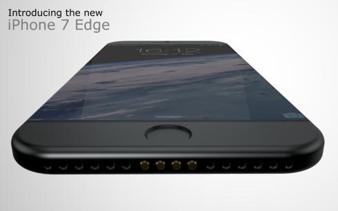 iPhone 7 Edge concept Hasan Kaymak 8