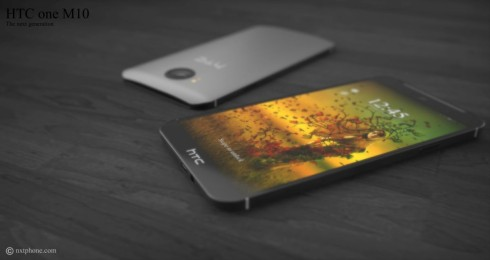 HTC One M10 concept Jermaine Smith 1