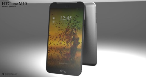 HTC One M10 concept Jermaine Smith 4