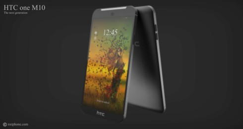 HTC One M10 concept Jermaine Smith 5