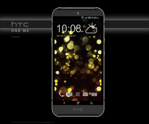 HTC One M8 redesign 2