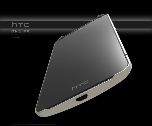 HTC One M8 redesign 3
