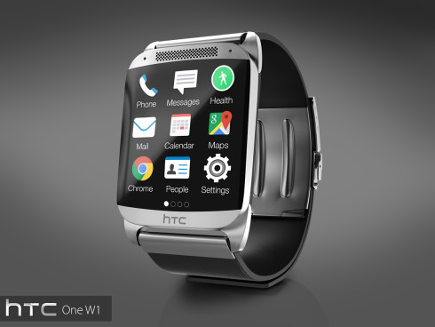 HTC smartwatch One W1 1