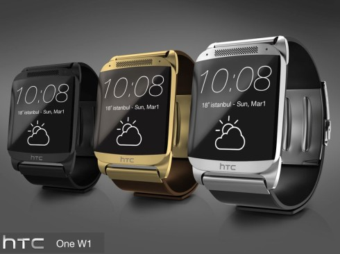 HTC smartwatch One W1 4