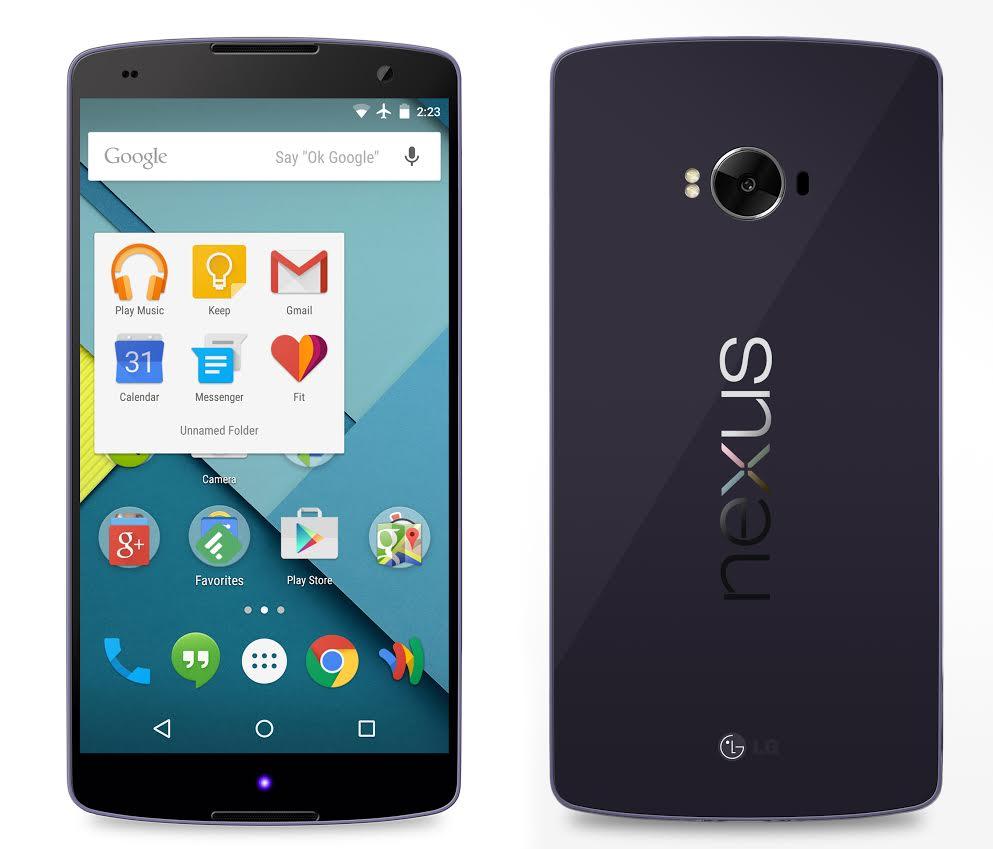LG Nexus 2015 Gets Two New Renders, Courtesy of Dmitry ...