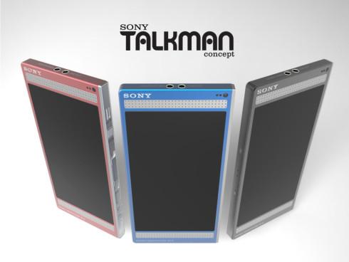 Sony Talkman concept 4