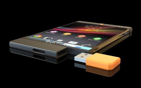 Sony Xperia Elegant concept 3
