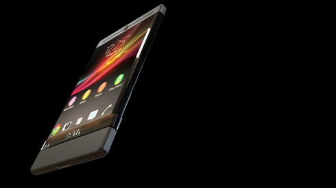 Sony Xperia Elegant concept 5
