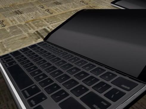 Dual display Xperia concept 3