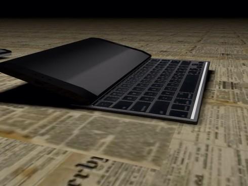 Dual display Xperia concept 5