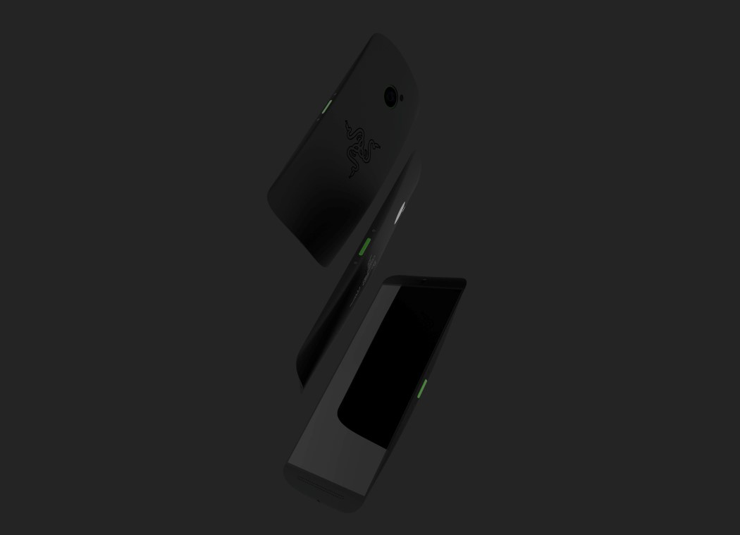 Razer Venom 1 is a Smartphone for the Gamers : Concept Phones